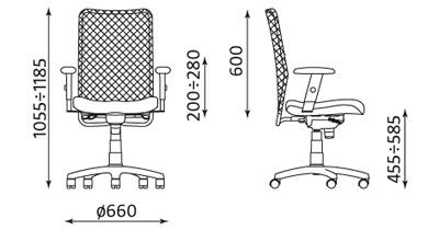 4000 MODEL (with the Tilt mechanism)