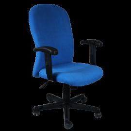 Офис стол-6067 син