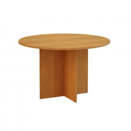 Кръгла маса – Ф 120-череша