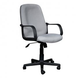 Офис стол-6001 сив