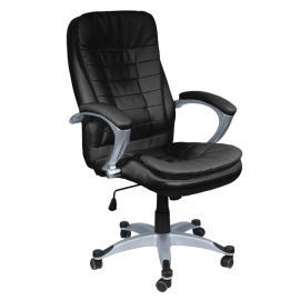 Офис стол-6013 черен