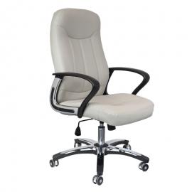 Офис стол-6051 сив