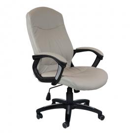 Офис стол-6055 сив