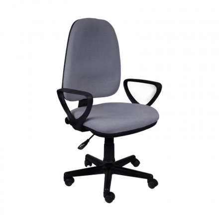 Офис стол-6064 сив