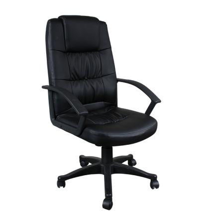 Офис стол-6078 черен