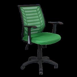 Офис стол-7014 зелен
