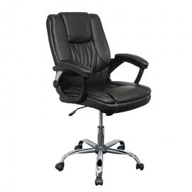 Офис стол-6033 черен