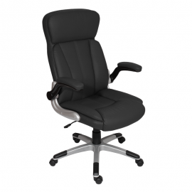 Офис стол-6035 черен