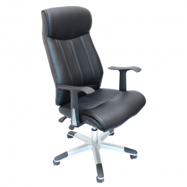 Офис стол-6036 черен