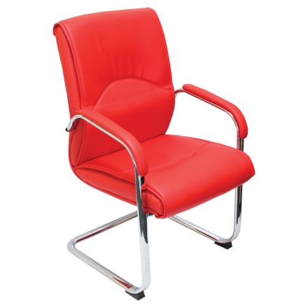 Офис стол-6040 червен