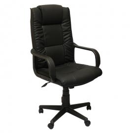 Офис стол-8017 черен