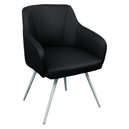Офис кресло-2007 черен