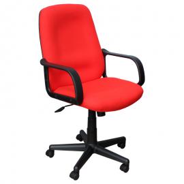 Офис стол-6001 червен