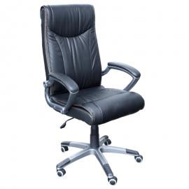Офис стол-6037 черен