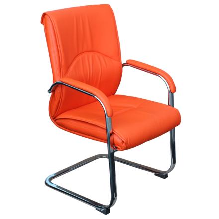 Офис стол 6040 – оранжев