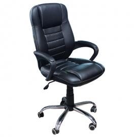 Офис стол -6042 черен