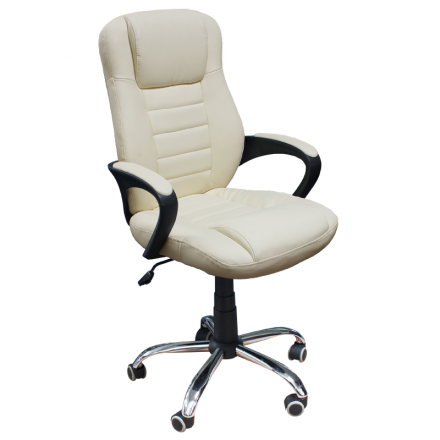 Офис стол -6042 крем