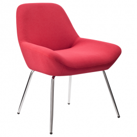 Офис стол 3030 – червен