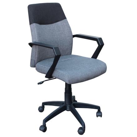 Офис стол-6002 сив