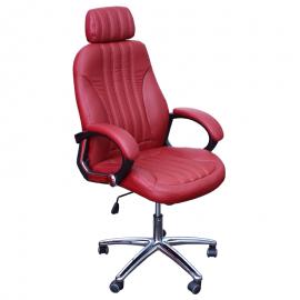 Офис стол-6058 вишна