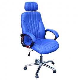 Офис стол-6058 син