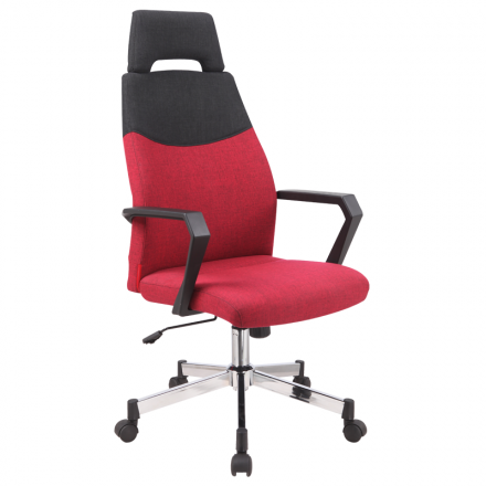 Офис стол – 6005 червен