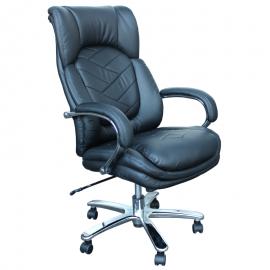 Офис стол-6100 черен
