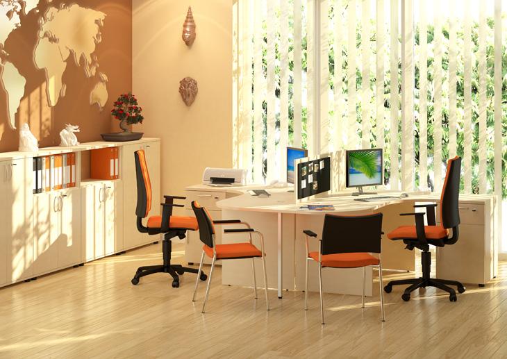 Доставка на офис мебели за цяла България