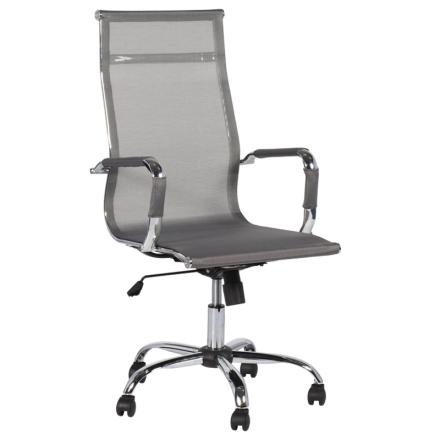 Офис стол-8800 сребрист