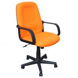 Офис стол-6001 оранжев