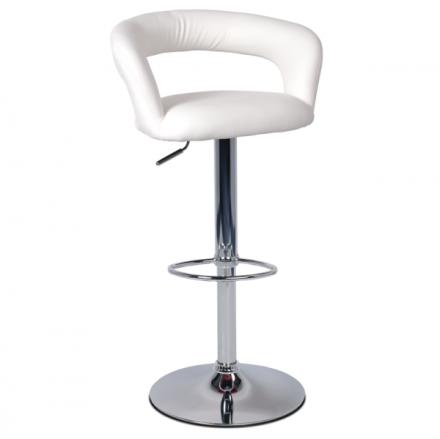Бар стол – 3068 бял