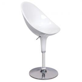 Бар стол – 3072 бял
