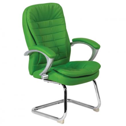 Офис стол-6054 зелен