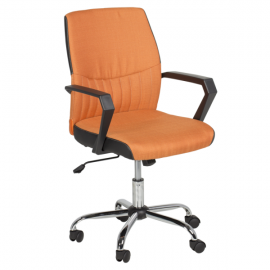Офис стол – 6006 оранжев