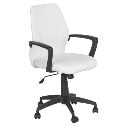 Офис стол – 6025 бял
