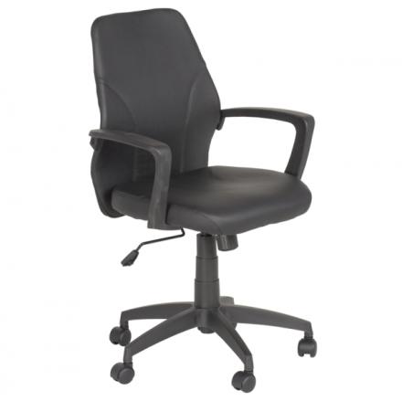 Офис стол – 6025 черен