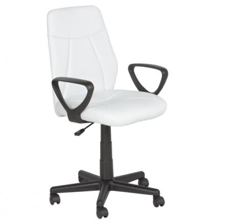 Офис стол – 6026 бял