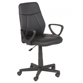 Офис стол – 6026 черен