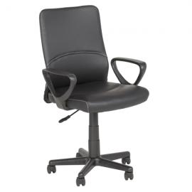 Офис стол – 6046 черен