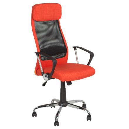Офис стол – 6183 оранжев