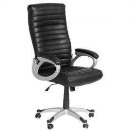 Офис стол-6190 черен