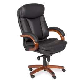 Офис стол-8030 черен