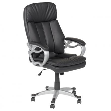 Офис стол 6135 – черен