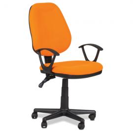 Офис стол – 7068 оранжев