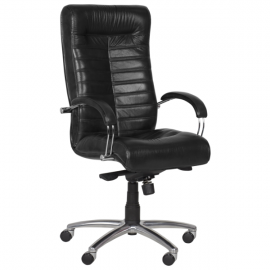 Офис стол-Orion черен LUX