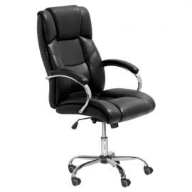 Офис стол – 6506 черен