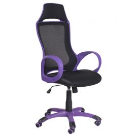 Офис стол – 7507 лилав