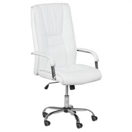 Офис стол-6500 бял