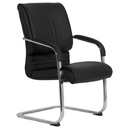 Офис стол-6541 черен