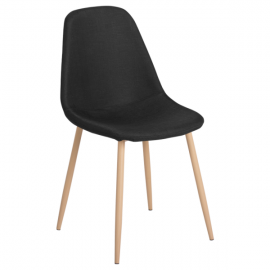 Трапезен стол-511 S черен